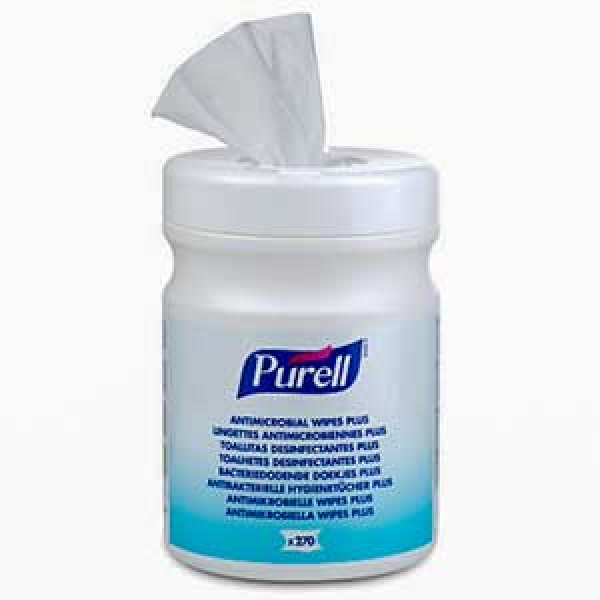 Purell 270 Count Canister - 1 Unidade