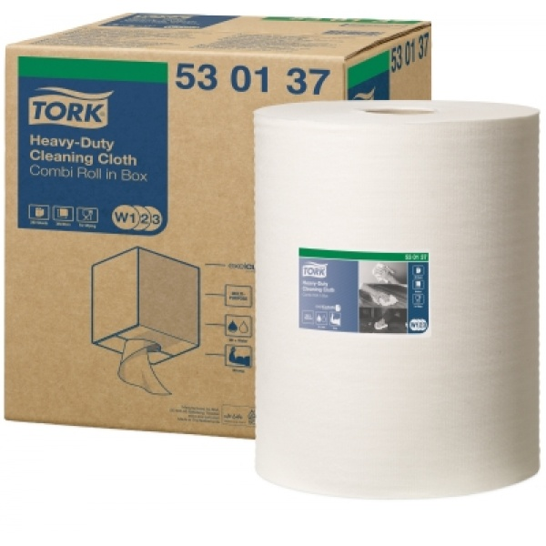 TORK PREMIUM MULTI CLOTH 530 - 1 RL