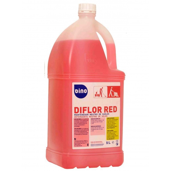 Diflor Red - 5 Litros